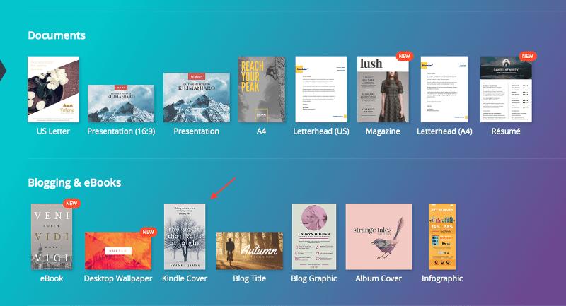 Come creare la copertina di un ebook