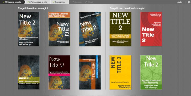 Tool di Amazon per realizzare la copertina del tuo ebook